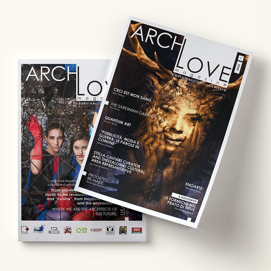 ArchLove Magazine